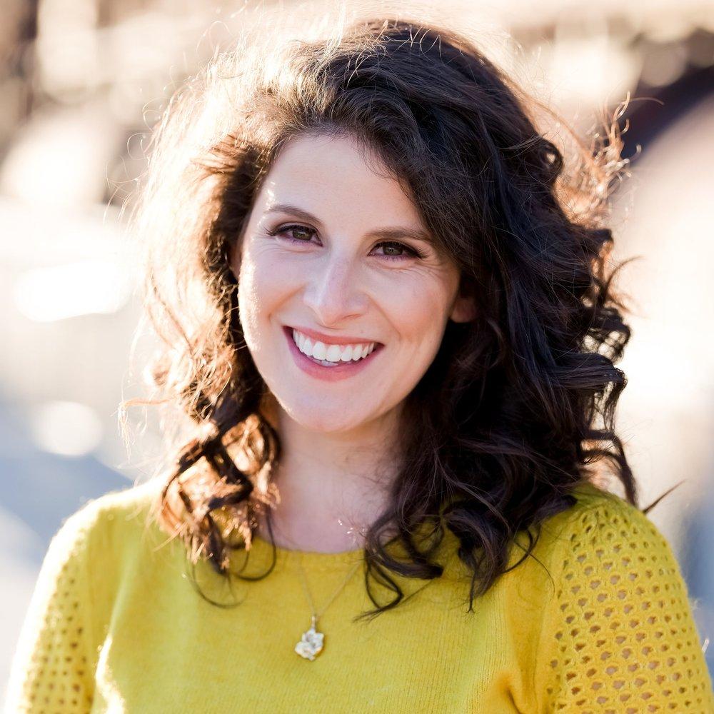 A headshot of Megan Angelo.