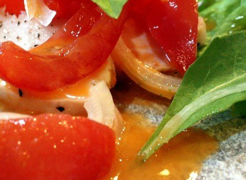 Tomatensalat 'Deluxe'