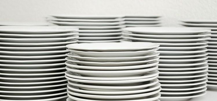 Allgemeine Tipps für das Anrichten auf dem Teller