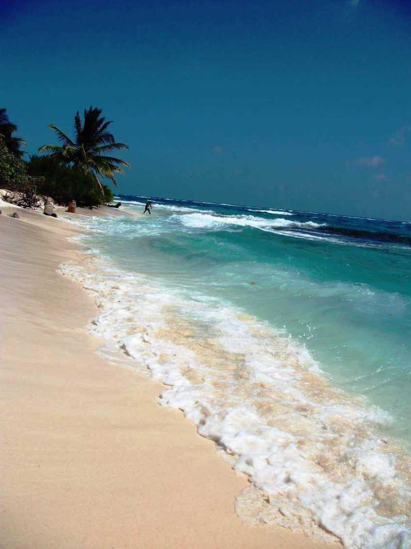 San Andres Kolumbien (Colombia ) Beach