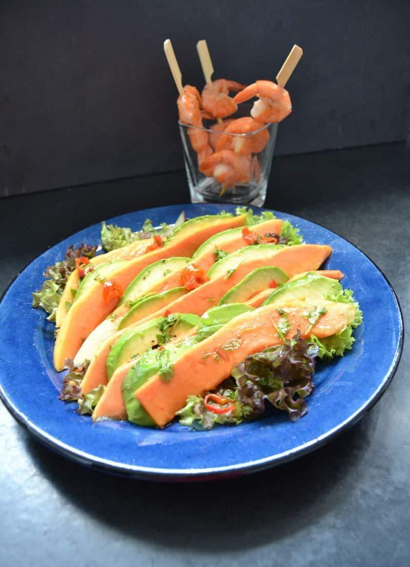 papaya-avocado-salat-mit-gambas-kochen-aus-liebe