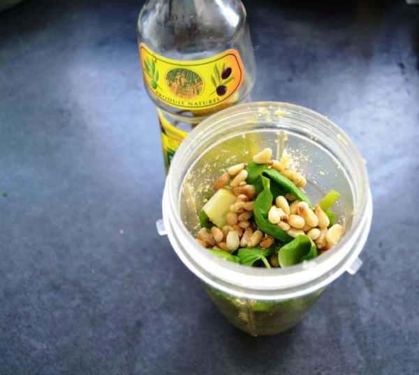 Basilikum - Pesto