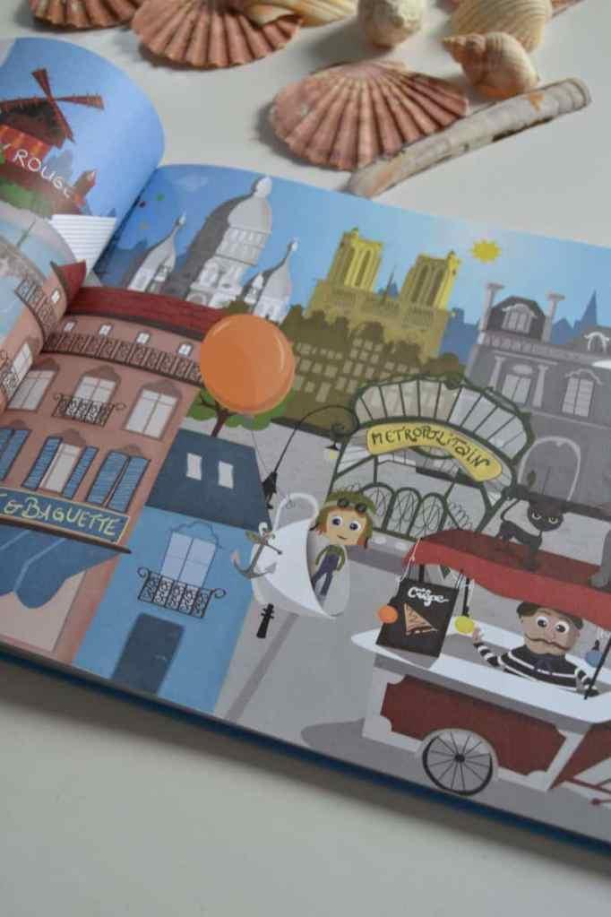 Kinderbuch Pinipas Abenteuer Crepe Bäcker ein-crepe-für-pinipa-