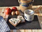 omas-griebenschmalz-mit Äpfeln und Zwiebel