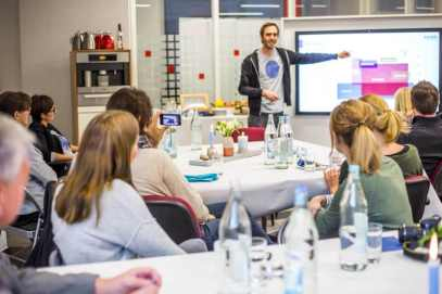Vortrag - Bloggerday Food professionals