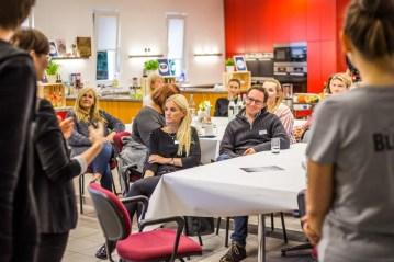 Vortrag auf dem Bloggerday Food professionals