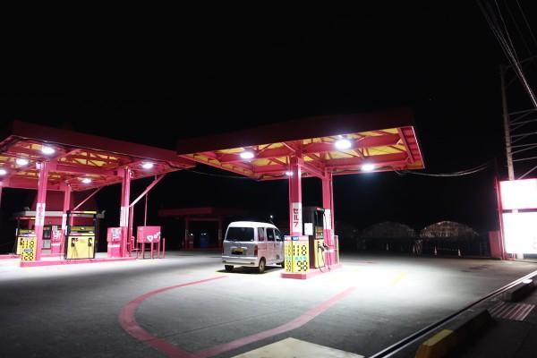 高知から愛媛へ行かれる方へ! 24時間営業のガソリンスタンドはこちらですよ!