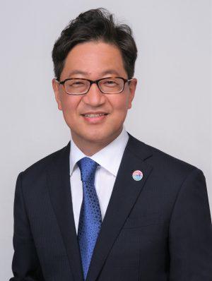 高知県知事 浜田 省司
