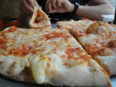 Noch mehr Pizza