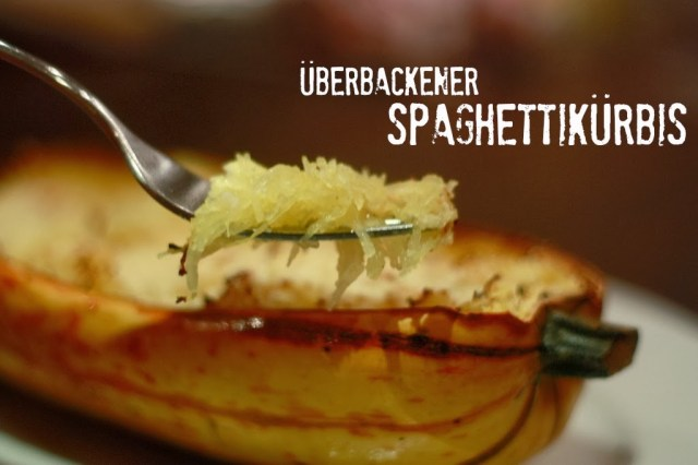 Spaghettikürbis
