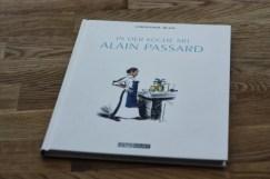 In der Küche mit Alain Passard (Christophe Blain)