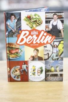 Berlin. Die Stadt kocht - Der Sommer (Cathrin Brandes+Florian Bolk))