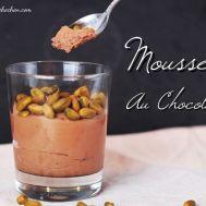06 Mousse au Chocolat von Gerne Kochen