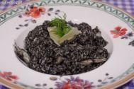 16 Schwarzes-Tintenfischrisotto