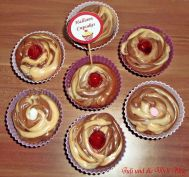 17 Halloren Cupcakes