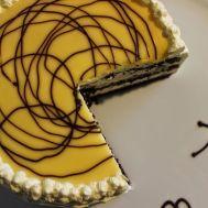 30 Eierlikör-Bisquit-Torte