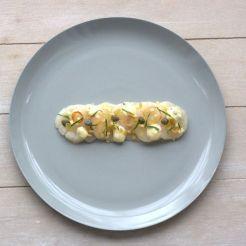 bushcooks kitchen Carpaccio von der Jakobsmuschel NICHT WÄHLEN, die liebe Dorothee möchte nicht am Gewinnspiel teilnehmen