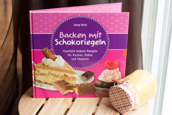 Backen mit Schokoriegeln Rezension 4