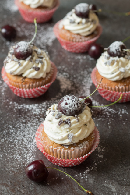 Stracchiatella Cupcakes 5