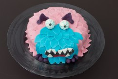 Fondanttorte Monster 19