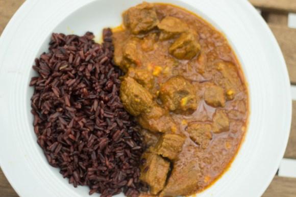 Indisches Rindfleisch Curry 8