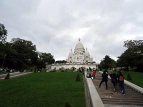 Sacré-Cœur - der Anstieg lohnt sich!