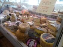Käse in allen Varianten sind eine Spezialität in der Toskana