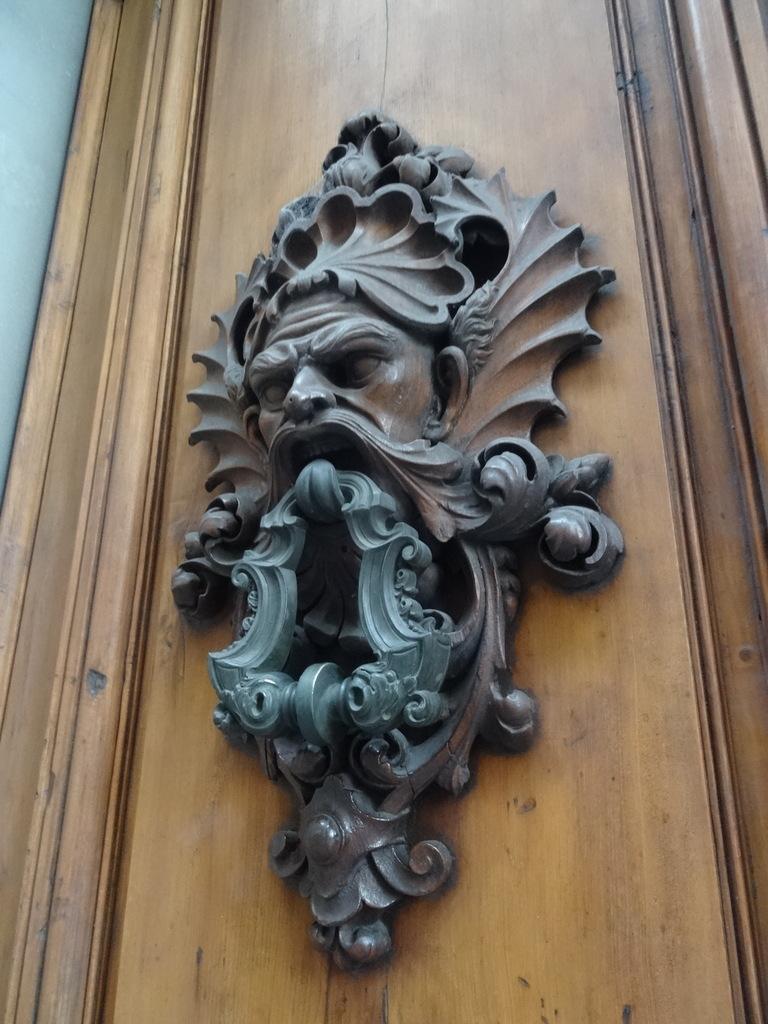 Ich liebe Türen und besondere Griffe