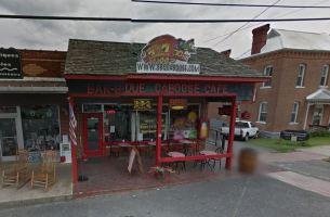 Google Street View von außen