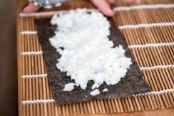 Darauf den Reis, ...