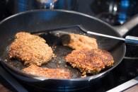 Kalbsschnitzel mit Nusspanade4