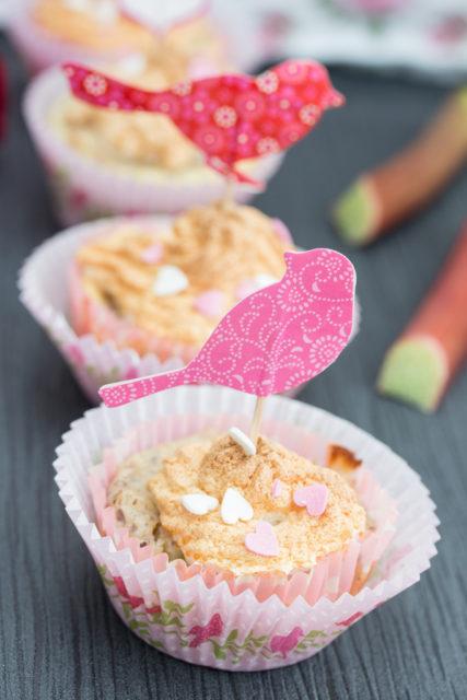 Rhabarber Cupcakes 5