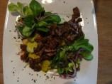 Oder ein toller Salat im Lohdeel in Nieblum