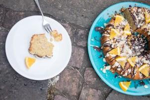 Orangen Kuchen Backchallenge 9