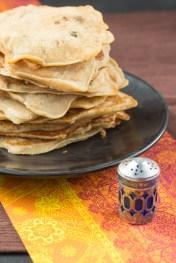 Marrokanische Pfannkuchen 2