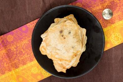 Marrokanische Pfannkuchen 4