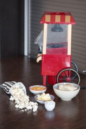 Parmesan Popcorn 1