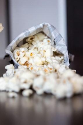 Parmesan Popcorn 8