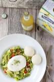 Burrata Salat mit Fürstenberg Naturradler 7