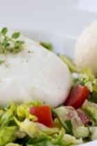 Burrata Salat mit Fürstenberg Naturradler 8