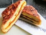 Bacon Bomb Sandwich