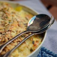 Die Mädchenküche kocht #6: Kohlrabi-Kartoffel-Auflauf mit knuspriger Kruste