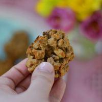 Hafer-Erdnuss-Kekse