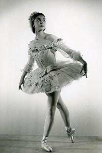 Margot Fonteyn as Aurora