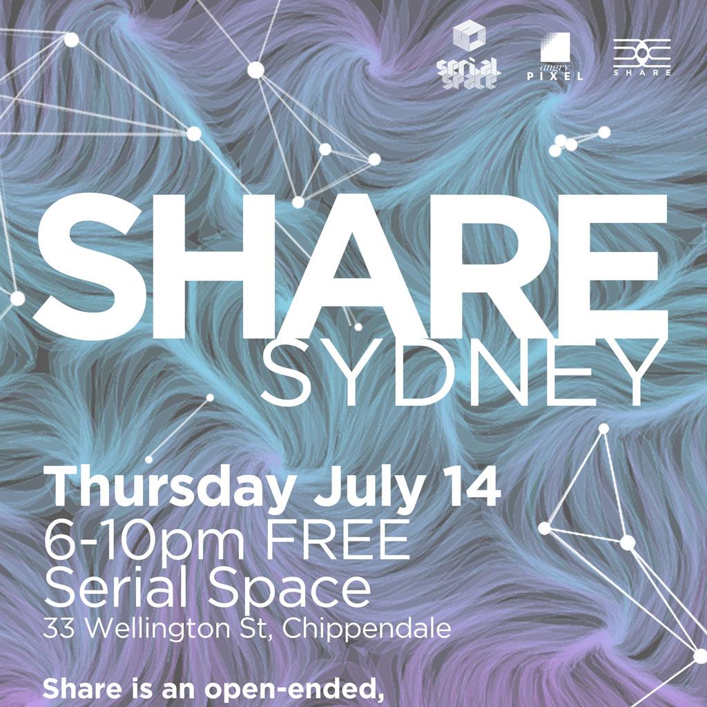 SHARE Sydney – July 2011
