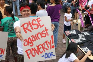 rise vs poverty