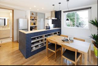 キッチン - 七呂建設 熊本モデルハウス