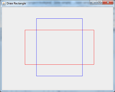 Draw Rectangle Demo