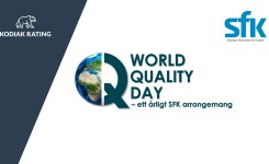 Malin Schmidt joins speakers at SFKs World Quality Day 2019