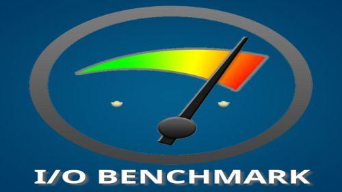 I/O Benchmark logo